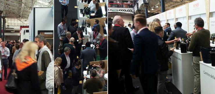 London Wine Fair 2015