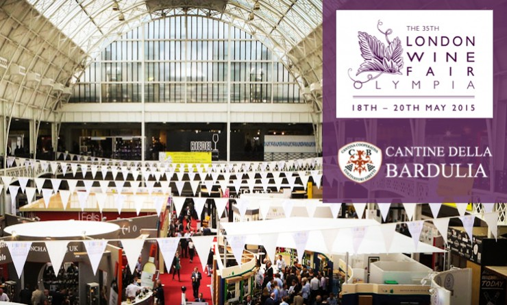London Wine Fair 2015