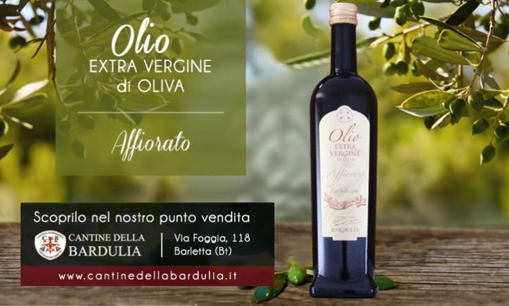 Olio extra vergine di oliva Puglia, qualità superiore