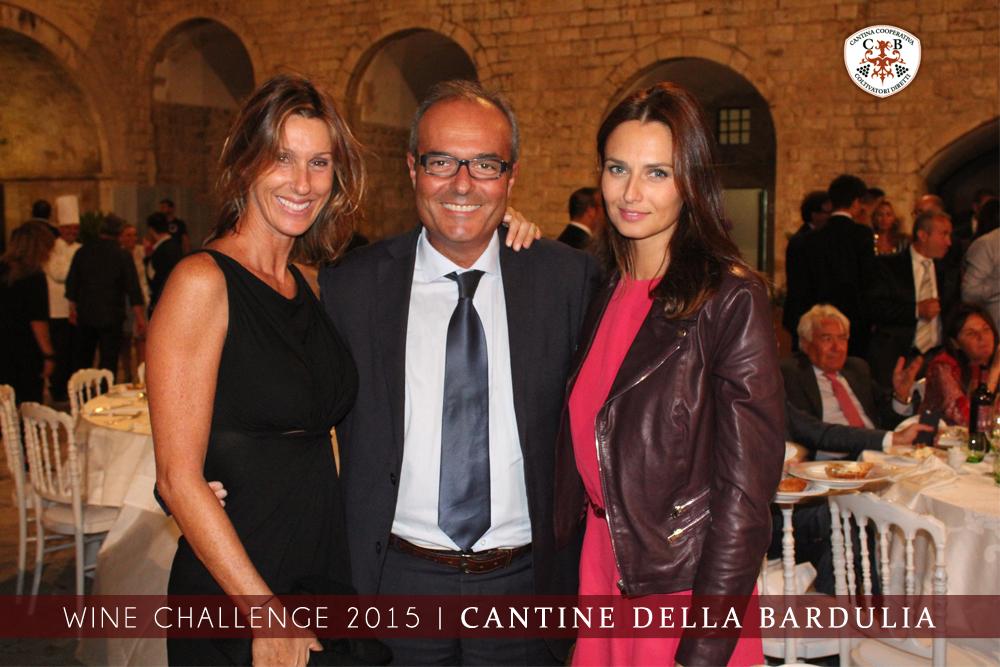 Wine Challenge 2015